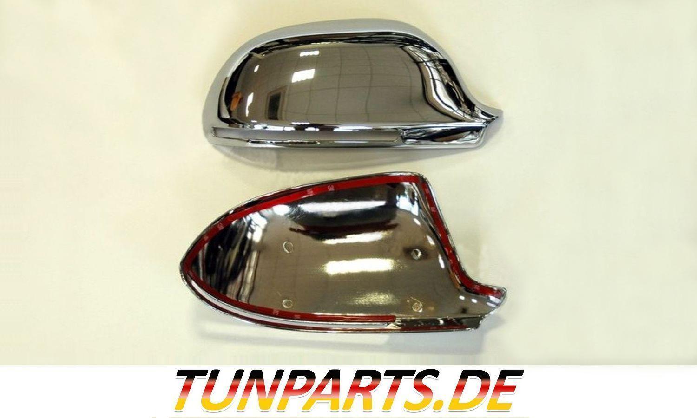 S look spiegelkappen f r audi a3 a4 a5 a6 a8 heier for Audi a4 breite mit spiegel