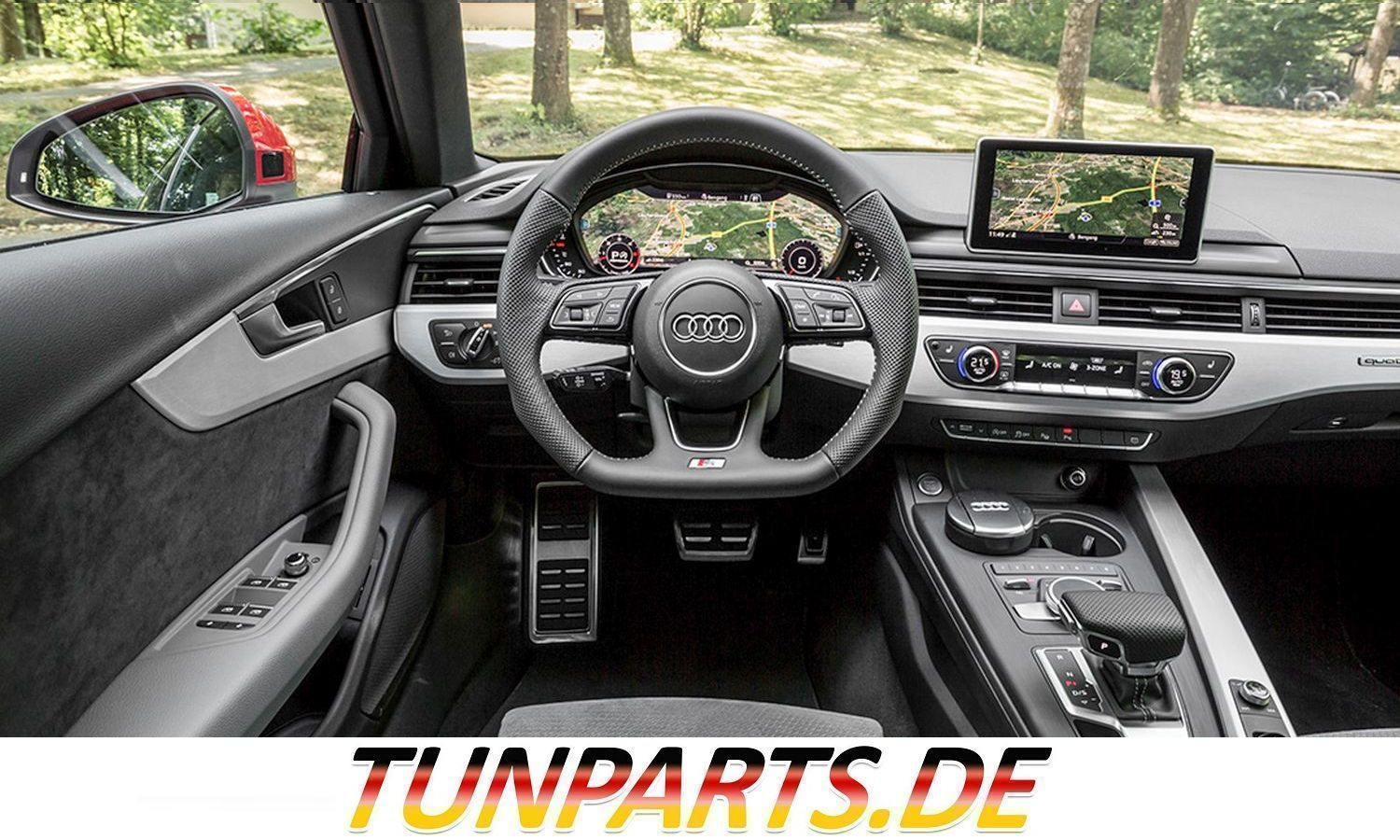 Pedal Caps For Audi A4 B9 A5 F5 Buy Online At Tunparts