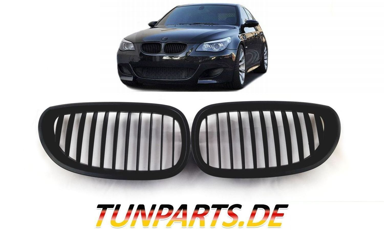 bmw nieren grill k hlergrill bei tunparts g nstig kaufen. Black Bedroom Furniture Sets. Home Design Ideas