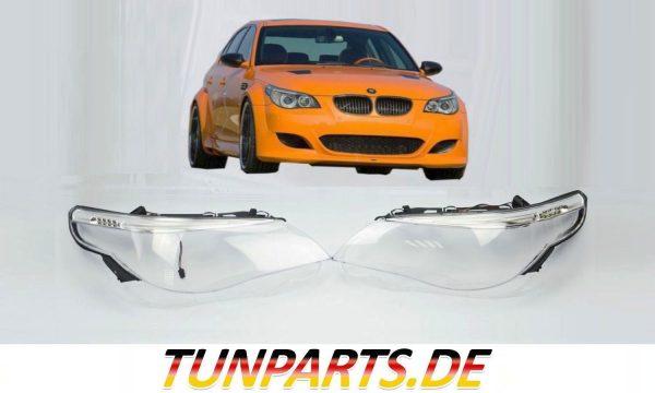 Scheinwerfer Glas für BMW