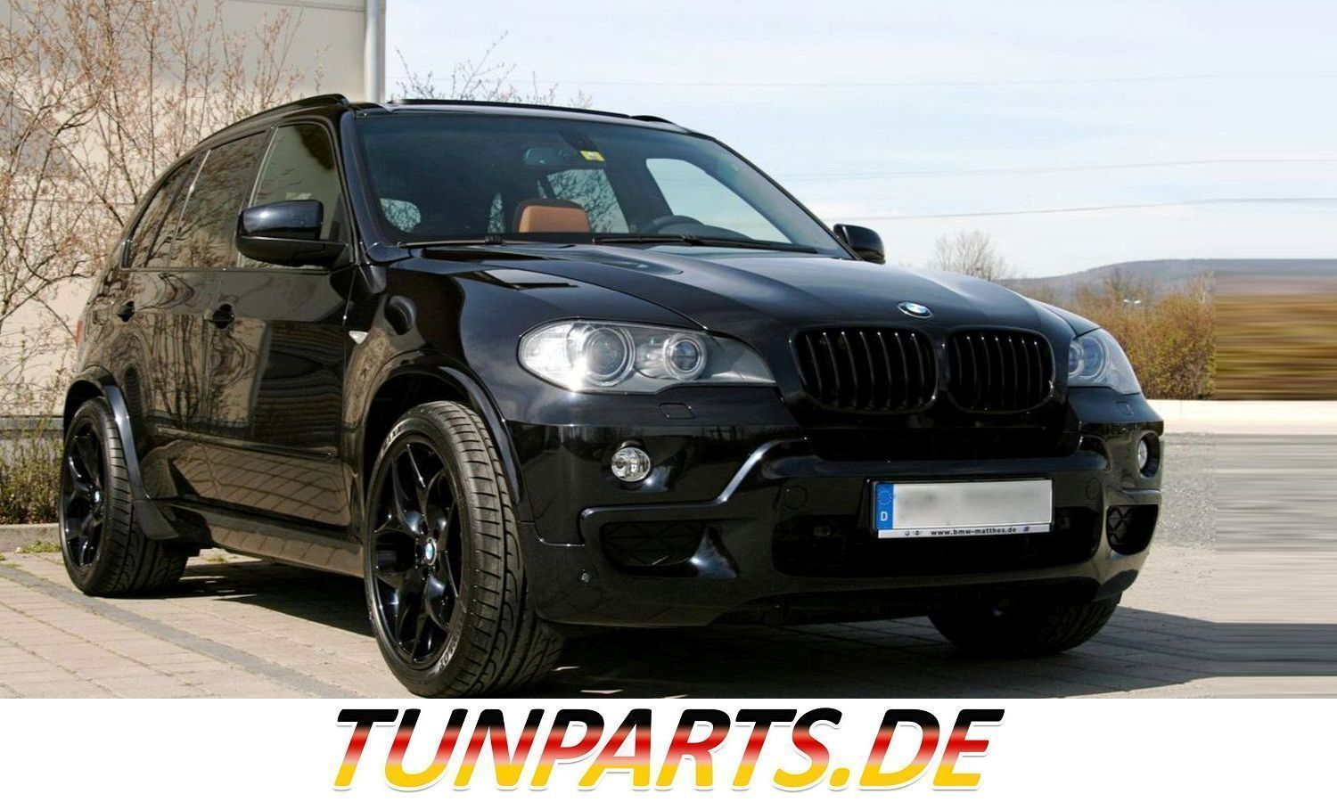 bmw x5 scheinwerfer glas bei tunparts g nstig kaufen. Black Bedroom Furniture Sets. Home Design Ideas
