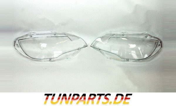 BMW X6 Scheinwerfer Gläser