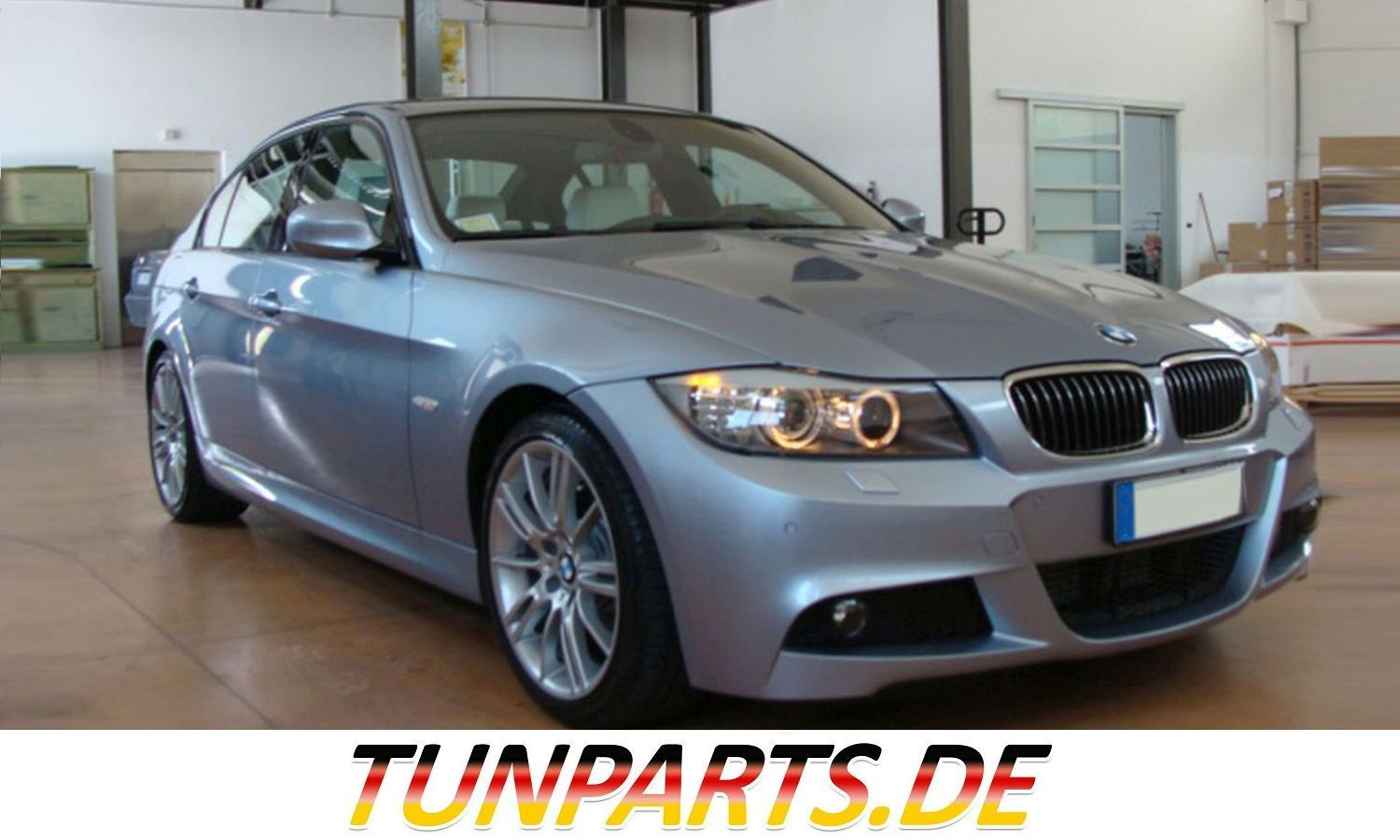m tech bodykit f r bmw e90 e91 facelift bei tunparts. Black Bedroom Furniture Sets. Home Design Ideas