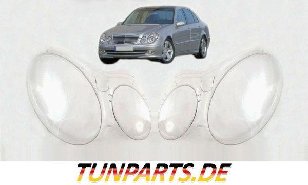 Scheinwerfer Linsen für Mercedes