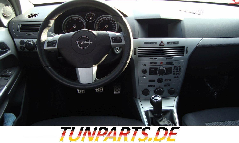OPC Opel Pedalkappen - bei TunParts günstig kaufen !