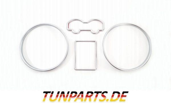 VW Tachoringe für Golf 4, Bora, Passat